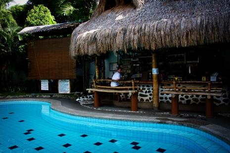 El Dorado Beach Resort Pool Bar