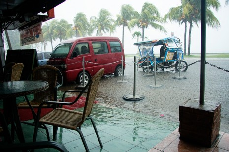 Dumaguete flooding at Why Not