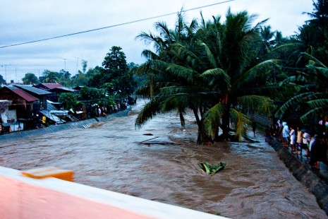 Dumaguete flooding