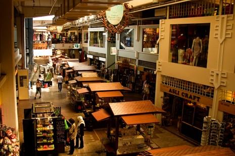 Central Market –Kuala Lumpur