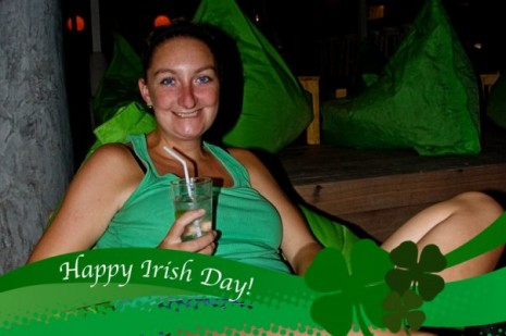 st. patty's day - Koh Tao