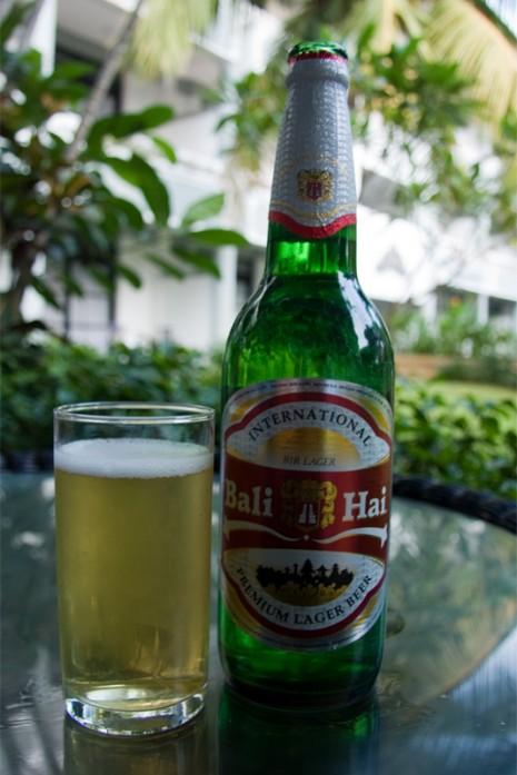 Bali Hai Beer