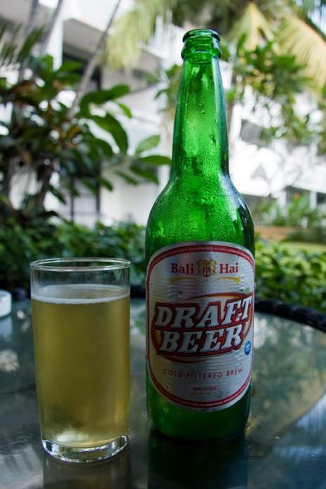Bali Hai Draft Beer