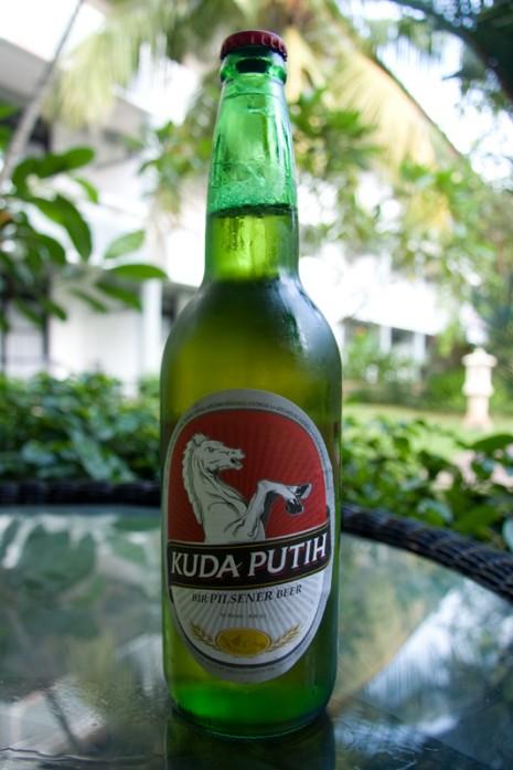 Kuda Putih Beer