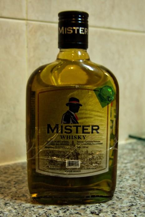 Mister Whisky