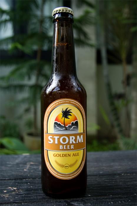 Storm Golden Ale