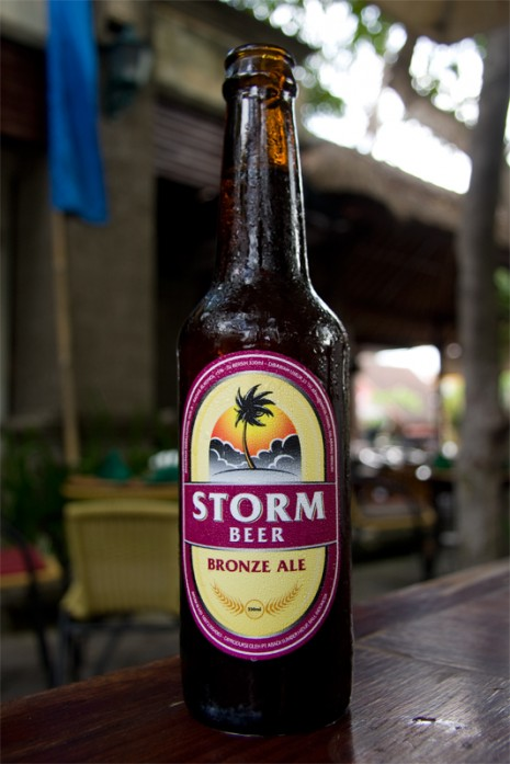 Storm Brown Ale
