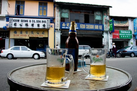 Road-Side Beer, Penang