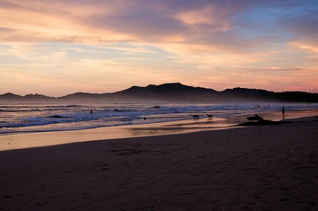 Tamarindo, Costa Rica - Beautiful Sunset! Pura Vida.