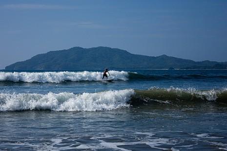 Normal Tamarindo Wave Size