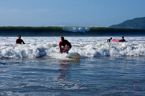 Look Ma! I'm surfing!... sorta