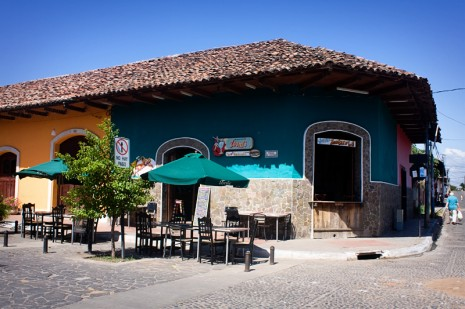 Zoom Bar, Granada, Nicaragua