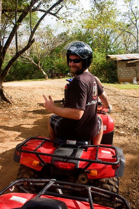 ATV tour Tamarindo, Costa Rica