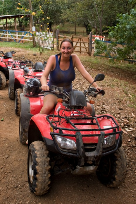 ATV Tour, Tamarindo, Costa Rica