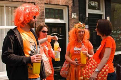 Queen's Day 2011