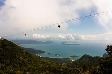 Cable Car - Langkawi, Malaysia