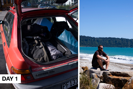 New Zealand Road Trip   A month in tweets! photo