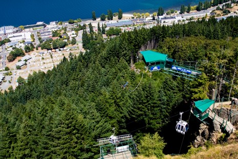 Bungy Jumping, Queenstown NZ