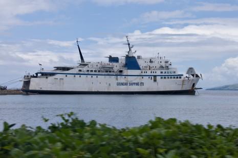 MV Lomaiviti Princess – Fiji Ferry