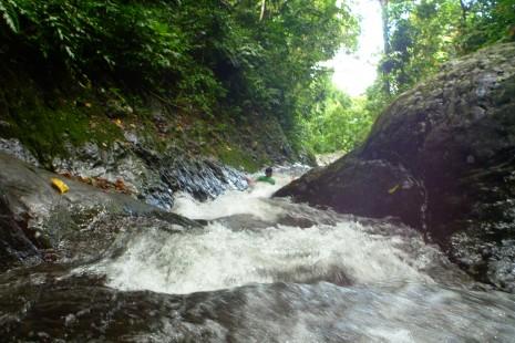 Natural Waterslide – Taveuni, Fiji