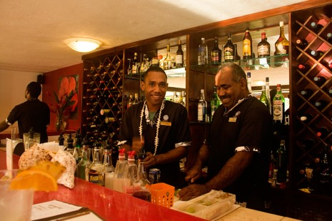Happy Hour at The Pearl – Pacific Harbour, Fiji